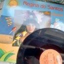 Discos de vinilo: MAXISINGLE (VINILO) DE REGINA DOS SANTOS AÑOS 80. Lote 158297710