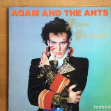 Discos de vinilo: ADAM AND THE ANTS: PRINCE CHARMING. Lote 161309593