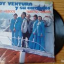 Discos de vinilo: SINGLE (VINILO) DE RUDY VENTURA Y SU CONJUNTO AÑOS 70. Lote 158317430
