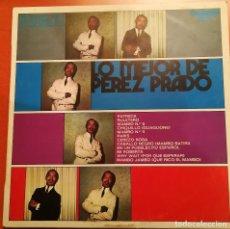 Discos de vinilo: PEREZ PRADO - ESPECTACULAR - 1973 RCA. Lote 158318926