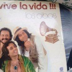 Discos de vinilo: LP ( VINILO) DE LOS ALBAS AÑOS 70. Lote 158347714