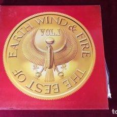 Discos de vinilo: CBS - DISCO VINILO - THE BEST OF EARTH WIND & FIRE - LP STEREO ESPAÑA 1979. Lote 158381702