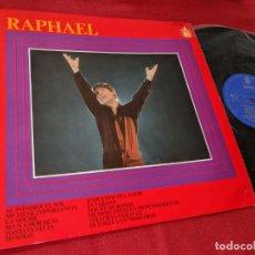 Discos de vinilo: RAPHAEL LP 1967 HISPAVOX HH11-125 MONO. Lote 158386614
