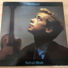 Discos de vinilo: DISCO DE VINILO LP 33 RPM NICK HEYWARD - NORTH OF A MIRACLE . Lote 158392074