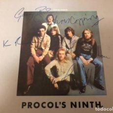 Discos de vinilo: DISCO DE VINILO LP 33 RPM PROCOL'S NINTH . Lote 158393658