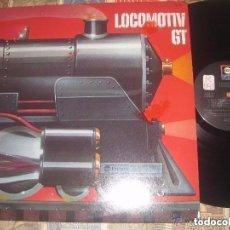 Discos de vinilo: LOCOMOTIV GT (1974-ABC RECORDS) OG USA EXCELENTE CONDICION HARD PROGUESIVO. Lote 158394666