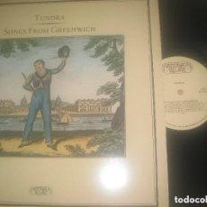 Discos de vinilo: TUNDRA SONGS FROM GREEN WITH (GRENWICH-1981) ORIGINAL INGLES LEA DESCRIPCION. Lote 158400090