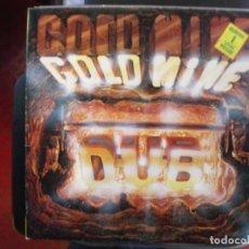 Discos de vinilo: THE REVOLUTIONAIRES- GOLDMINE DUB. LP.. Lote 158407046