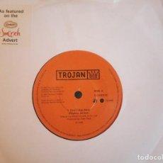 Discos de vinilo: PHYLLIS DILLON DON'T STAY AWAY / WOMAN IN THE GHETTO REGGAE REEDICIÓN UK 2005 NM. Lote 158416258