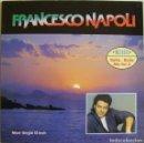 Discos de vinilo: FRANCESCO NAPOLI – SANTA LUCIA - CIAO, HANSA – 613 362. Lote 158426570