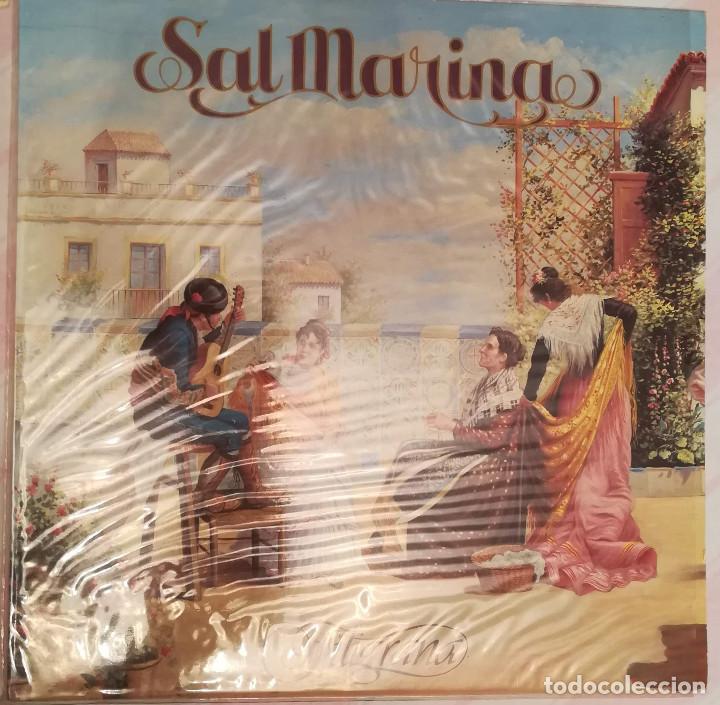 SAL MARINA - FILIGRANA - 1993 POLYDOR (Música - Discos - LP Vinilo - Grupos Españoles de los 90 a la actualidad)