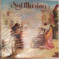 Discos de vinilo: SAL MARINA - FILIGRANA - 1993 POLYDOR. Lote 158426786