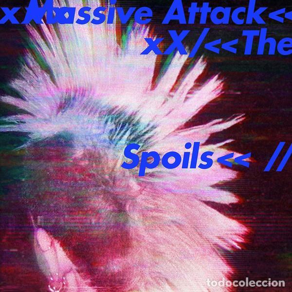 SINGLE 12'' MASSIVE ATTACK – THE SPOILS (Música - Discos - Singles Vinilo - Electrónica, Avantgarde y Experimental)