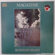 Discos de vinilo: MAGAZINE - SECONHAND DAYLIGHT LP REISSUE GATEFOLD ED. ESPAÑOLA 1980. Lote 158459874