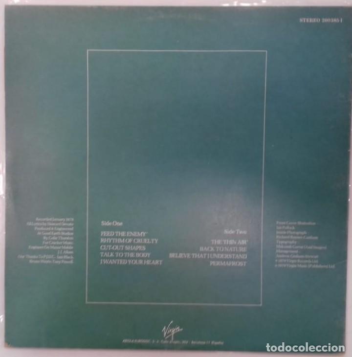 Discos de vinilo: MAGAZINE - SECONHAND DAYLIGHT LP REISSUE GATEFOLD ED. ESPAÑOLA 1980 - Foto 2 - 158459874