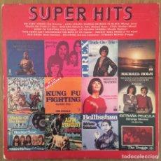 Discos de vinilo: SUPER HITS T REX TROGGS STEALERS WHEEL CAT STAVENS MUNGO JERRY . Lote 158500974