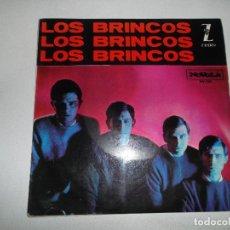 Disques de vinyle: LOS BRINCOS-FLAMENCO-NILA-BYE,BYE CHIQUILLA-ES COMO UN SUEÑO-1964 NOVOLA. Lote 158501154