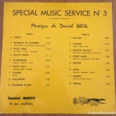 Discos de vinilo: SPECIAL MUSIC SERVCICE Nº 3 EDIC FRANCIA. Lote 158514874