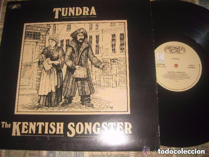 TUNDRA THE KENTISH SONGSTER (GREENWICH VILLAGE-1980)OG ENGLAND LEA DESCRIPCION (Música - Discos - LP Vinilo - Pop - Rock - Extranjero de los 70)