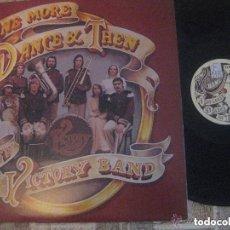 Discos de vinilo: NEW VICTORY BAND ONE MORE DANCE & THEN(TOPIC RECORD-1978) ORIGINAL INGLES. Lote 158551518