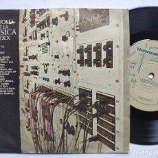 Discos de vinilo: HISTORIA DE LA MUSICA CODEX - MUSICA Y ESPECTACULO. Lote 158553214