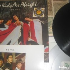 Discos de vinilo: THE WHO THE KIDS ARE ALRIGHT 2LPS (POLYDOR-1979) +LIBRETO OG ESPAÑA. Lote 158553814