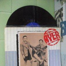 Discos de vinilo: HERMANOS CALATRAVA – AYER / HOY - LP GATEFOLD SPAIN 1970 PEPETO. Lote 158553914