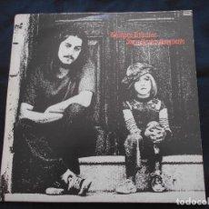 Discos de vinilo: LP JUAN CARLOS BAGLIETTO // TIEMPOS DIFICILES. Lote 158562702