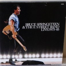 Discos de vinilo: BRUCE SPRINGSTEEN & THE STREET BAND - LIVE 1975-85 C B S BOX SET 5 LP´S 1986 CON LIBRETO. Lote 158565654