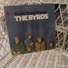 Discos de vinilo: THE BYRDS – TURN! TURN! TURN! .LP REED. USA 70 DE LP DE 1965.SELLO COLUMBIA. Lote 158576702