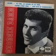 Discos de vinilo: GEORGIE DANN - ALINE +3. Lote 158579978