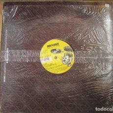 Discos de vinilo: FLIP FLOP FEATURING FAITH TRENT – (THE SUPERCHUMBO MIXES) - NERVOUS RECORDS 2001 - MAXI - PLS. Lote 158581502