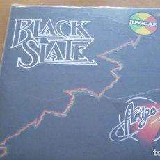 Discos de vinilo: BLACK SLATE AMIGO LP INSERTO. Lote 158587282