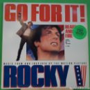 Discos de vinilo: MAXI 12'' JOEY B. ELLIS AND TYNETTA HARE ‎– GO FOR IT! (HEART AND FIRE) . Lote 158589646