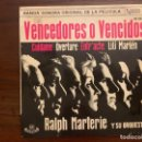 Discos de vinilo: RALPH MARTERIE Y SU ORQUESTA* – BANDA SONORA ORIGINAL DE LA PELÍCULA VENCEDORES O VENCIDOS . Lote 158604450