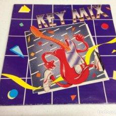 Discos de vinilo: VARIOUS – KEY MIX --ITALO MIX. Lote 158610550