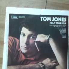 Discos de vinilo: TOM JONES HELP YOURSELF. Lote 158613806