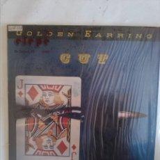 Discos de vinilo: GOLDEN EARRING CUT. Lote 158619290