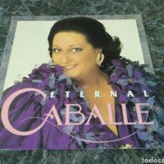 Discos de vinilo: MONTSERRAT CABALLÉ - ETERNAL (2XLP, ALBUM). Lote 158625209