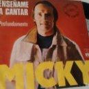 Discos de vinilo: SINGLE (VINILO) DE MICKY A ÑOS 70 ( EUROVISION). Lote 158631898