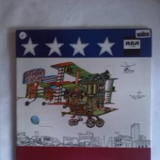 Discos de vinilo: JEFFERSON AIRPLANE AFTER BATHING AT BAXTER´S. Lote 158643894