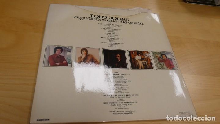 Discos de vinilo: LP DISCO TOM JONES . - Foto 2 - 161085269