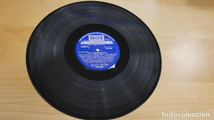 Discos de vinilo: LP DISCO TOM JONES . - Foto 3 - 161085269