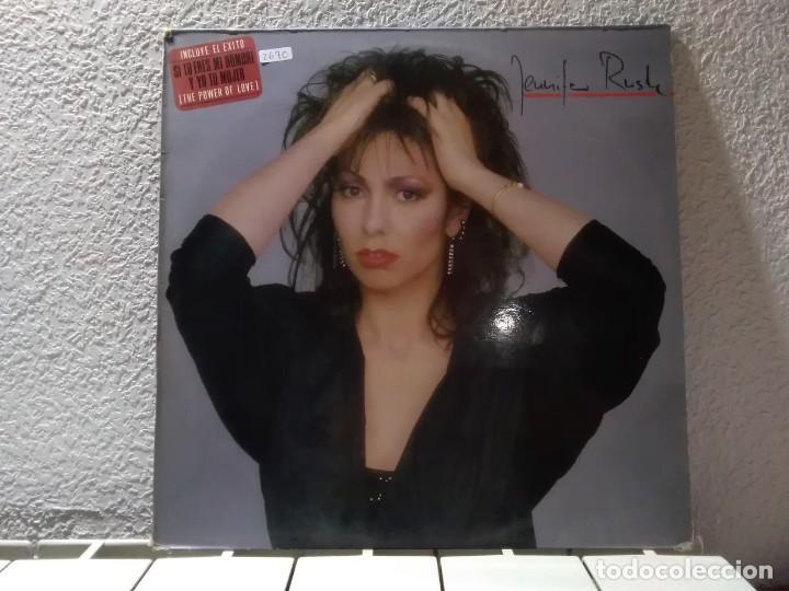 JENNIFER RUSH (Música - Discos - LP Vinilo - Otros estilos)