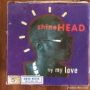 Discos de vinilo: SHINEHEAD - TRY MY LOVE - SINGLE ELEKTRA ALEMANIA 1992 . Lote 158662738