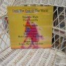 Discos de vinilo: VARIOUS – UNTIL THE END OF THE WORLD.LP ORIGINAL EUROPA 1991.SELLO WARNER BROSS. Lote 158665694