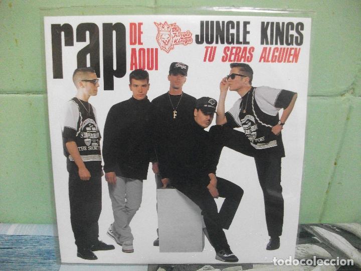 Discos de vinilo: VARIOS - RAP DE AQUÍ - 9 SINGLES RAP DE AQUÍ SINGLES SPAIN 1990 PDELUXE - Foto 11 - 158675850