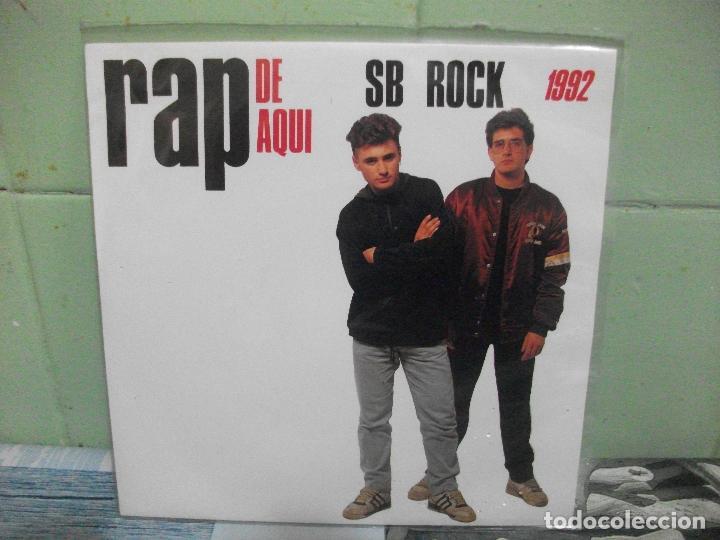 Discos de vinilo: VARIOS - RAP DE AQUÍ - 9 SINGLES RAP DE AQUÍ SINGLES SPAIN 1990 PDELUXE - Foto 15 - 158675850