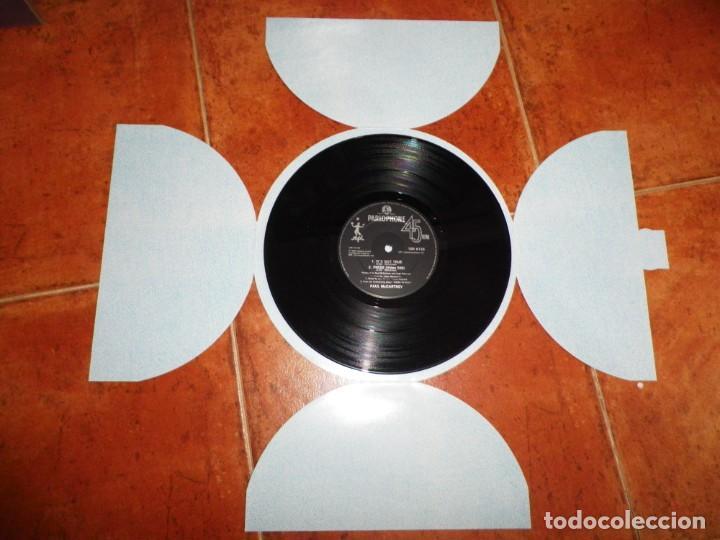 Discos de vinilo: PAUL McCARTNEY Press MAXI SINGLE VINILO 1986 UK PORTADA REDONDA THE BEATLES 3 TEMAS 10 PULGADAS RARO - Foto 4 - 158679526