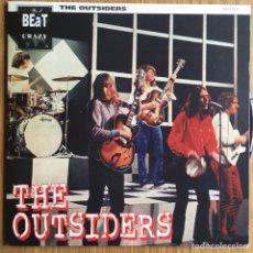 Discos de vinilo: THE OUTSIDERS EP BEAT CRAZY EXCELENTE!!!!!. Lote 158680958